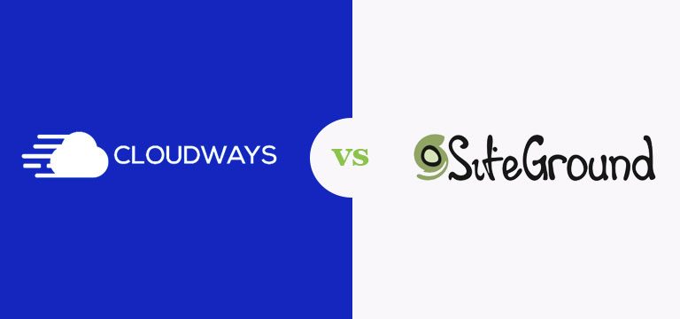 Cloudways vs. SiteGround