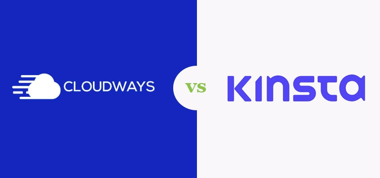 Cloudways vs. Kinsta