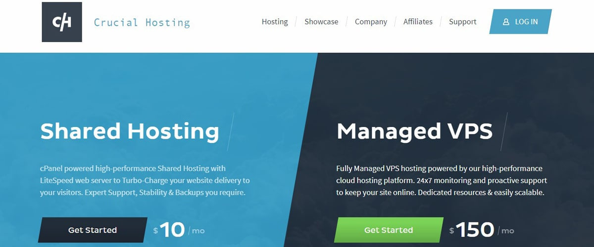 Crucial Hosting Coupon Code